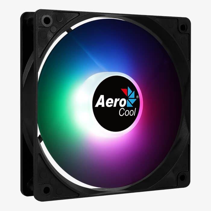 COOLER FAN AEROCOOL FROST 12 RGB PARA GABINETE