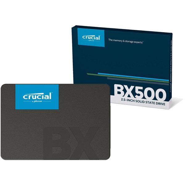 HD SSD 480GB CRUCIAL BX500 2.5
