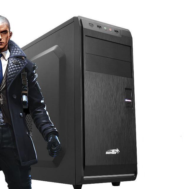 PC AMD RYZEN 5 5600G+B550+16GB+480GB SSD