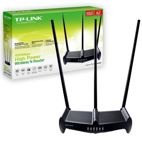 ROUTER TP-LINK TL-WR941HP N450